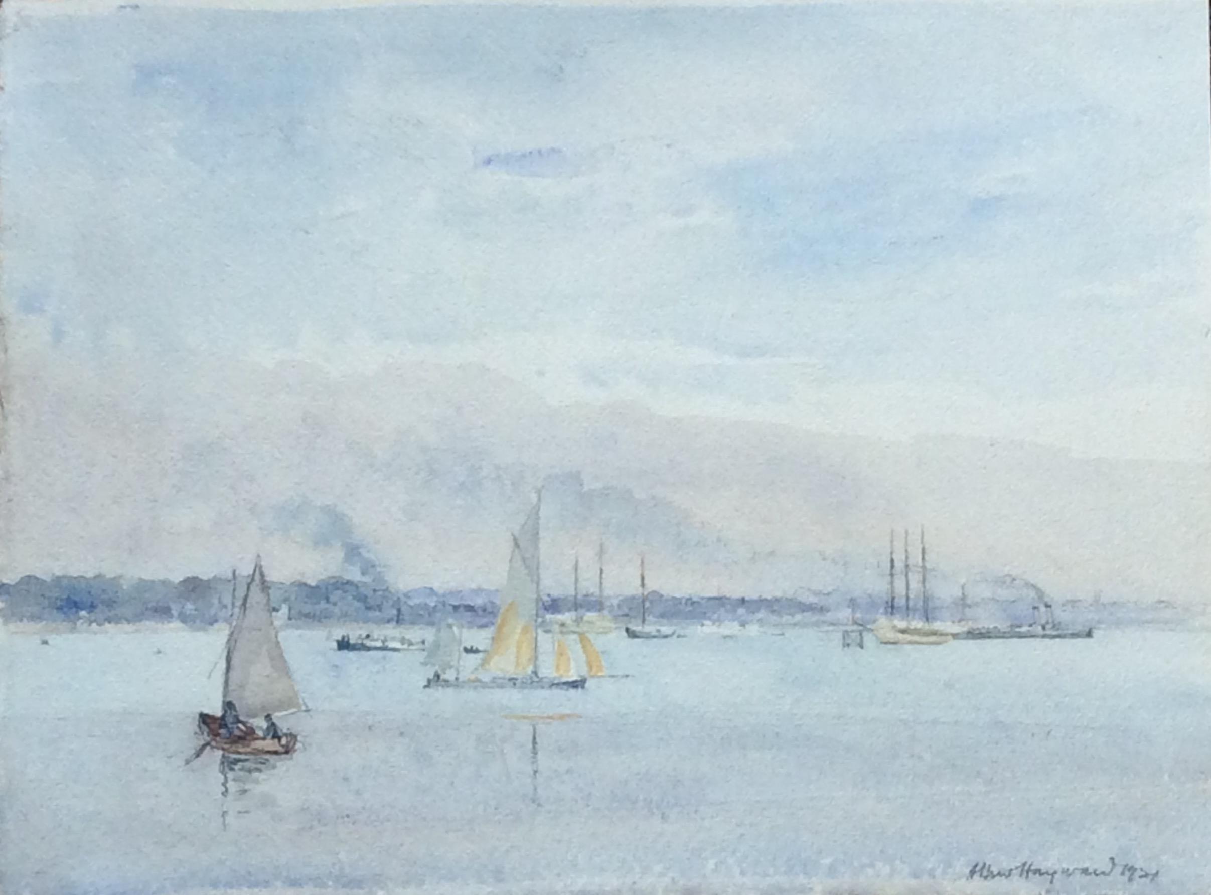 Southampton Water, Arthur Haywood