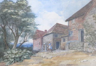 Crookham Hill Farm by H.H. White